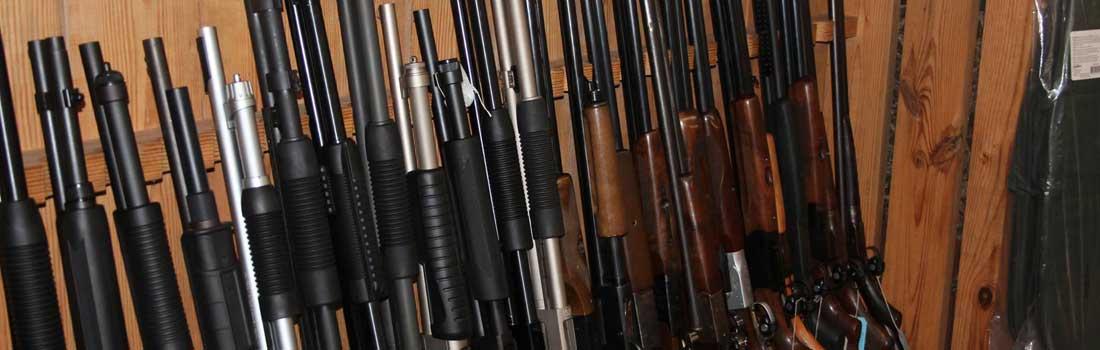 Stack of Guns