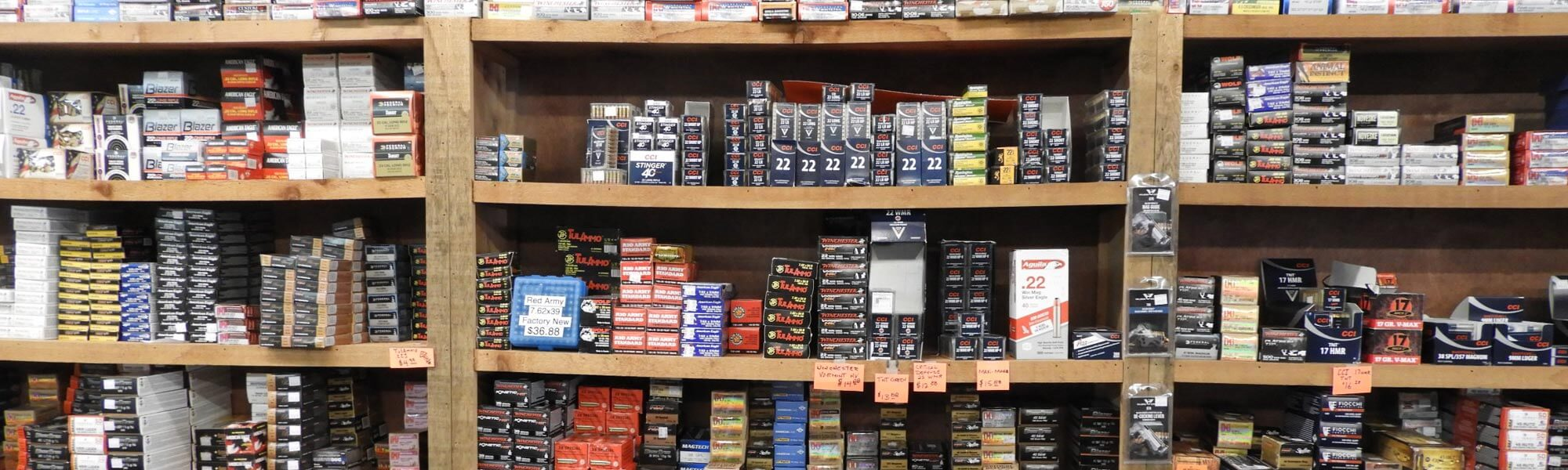 Ammo Selection